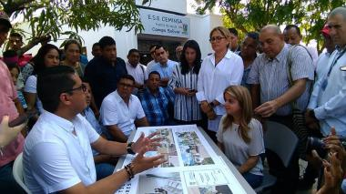 Aún no hemos tomado una decisión sobre el Cari: gobernadora Noguera