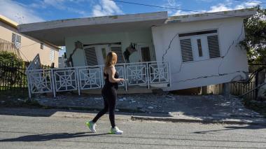 Sismo de magnitud 6,5 en costa sur de Puerto Rico