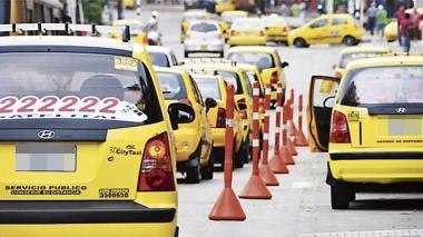 Preocupación entre taxistas por decreto que prohibirá 'zapaticos'