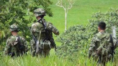 Tropas del Ejército. Imagen de referencia.