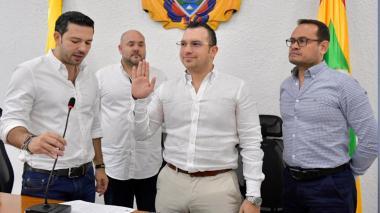 En video   Jesús María Acevedo es elegido como nuevo contralor de Barranquilla