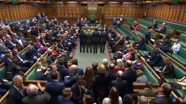 En video | Diputados británicos dan histórica aprobación al Brexit