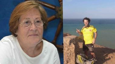 """""""A nadie se lo traga la tierra"""": madre de español desaparecido hace seis años en el Cabo de la Vela"""