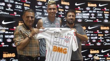 'Jogo do Bicho', la razón por la que Víctor Cantillo no usará el 24 en el Corinthians