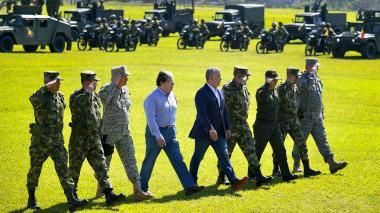 Comando del Ejército llega al Cauca a reforzar seguridad