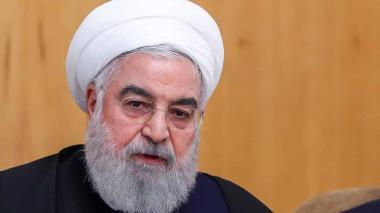Presidente iraní promete a homólogo ucraniano castigo para los culpables de derribo de avión