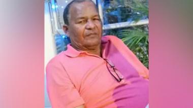 Argemiro Cuello Moreno se encuentra desaparecido.