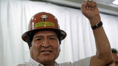 """Morales dice que si vuelve a Bolivia formaría """"milicias armadas"""" como Venezuela"""
