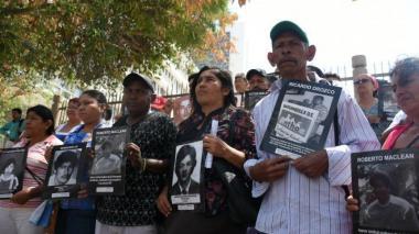 ONU denuncia el incremento de asesinatos de defensores de DDHH en el país