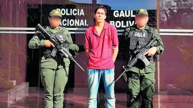 Abatido presunto extorsionista en un  operativo en Cartagena