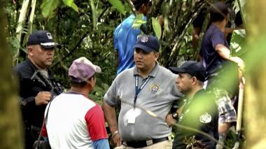 Hallan fosa con cuerpos de siete indígenas tras desmantelamiento de secta en Panamá