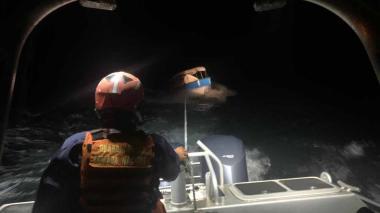 Desaparece pescador en el mar de Taganga
