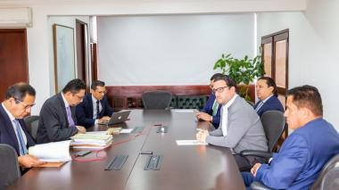 Andrés Sanmiguel no ha dicho que entró plata de Odebrecht a la campaña Santos: abogado