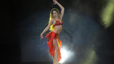 Shakira agradece a la reina del carnaval por su homenaje en la Lectura del Bando