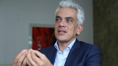 Ricardo Lozano, minambiente.