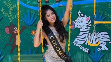 En video   Candidata colombiana arma escándalo en final de Miss Global 2020 y evita un fraude
