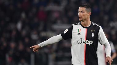 Cristiano Ronaldo guía a la Juventus a semifinales de 'Coppa'