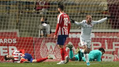 Simeone, a levantar al Atlético luego de su eliminación en Copa del Rey