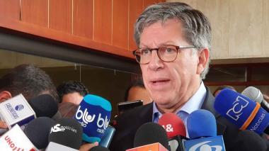 El director de la División de las Américas de Human Rights Watch, HRW, José Miguel Vivanco.