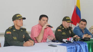 Policía presentó plan para reducir actos violentos en Soledad