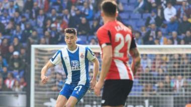Espanyol empata 1-1 con Athletic y abandona el último puesto
