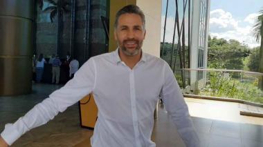 Mario Alberto Yepes visitó la concentración de la Selección Colombia Sub-23 en Pereira