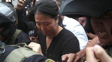 Justicia peruana ordena que Keiko Fujimori vuelva a prisión