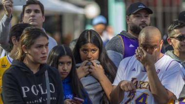 """""""Nunca habrá otro Kobe Bryant"""": Los Ángeles llora la muerte del ídolo"""