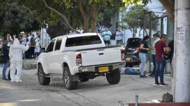 Ataque a bala en Las Delicias: asesinan a hombre que había sido capturado con un arsenal
