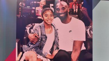 Uniformes en el Juego de las Estrellas de la NBA llevarán el número de Kobe y su hija