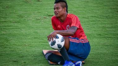 """""""Sé que en la 'Ciudad Bonita' llegarán los goles"""": Luis 'El Chino' Sandoval"""