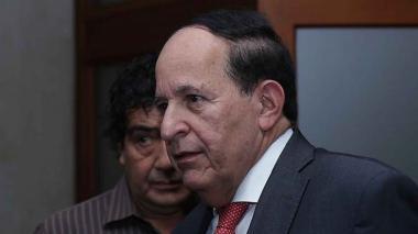 Excongresista Álvaro Ashton.