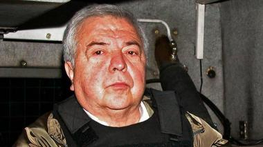 Gilberto Rodríguez Orejuela vuelve a pedir su libertad por estado de salud