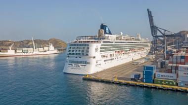 29 cruceros arribarán a Santa Marta durante este 2020