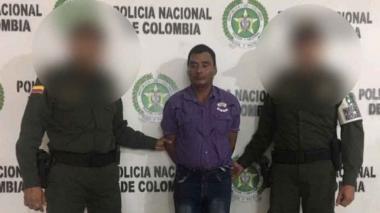 Agustín Torres, presunto secuestrador.