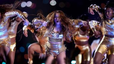 El Sebastián, el lamento que Shakira bailó en el Super Bowl