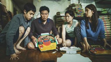"""La surcoreana """"Parásitos"""" hace historia al ganar el Óscar a mejor película"""