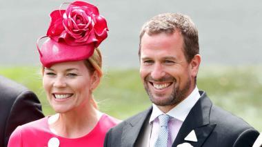 Nieto mayor de la reina Isabel II se separa de su esposa