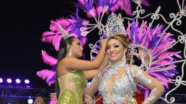 La coronación de la reina del carnaval de Riohacha fue un homenaje a esta ciudad