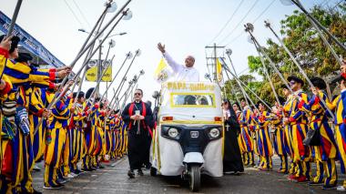 El ambiente carnavalero, ideal para hacer negocios