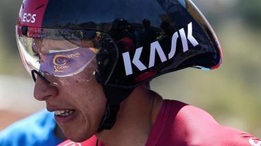 Egan Bernal logró el prestigioso galardón gracias a su victoria en el Tour de Francia.