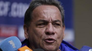 Didier Luna, ex técnico de la Selección Colombia femenina sub-17.