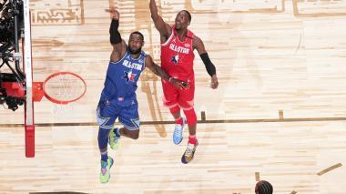 La NBA honra a Kobe Bryant con un emocionante Juego de las Estrellas