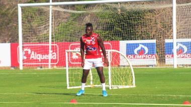Cetré regresa recargado y con ganas de anotar muchos goles