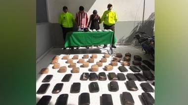 Policía allana vivienda que funcionaba como expendio de droga en Galapa