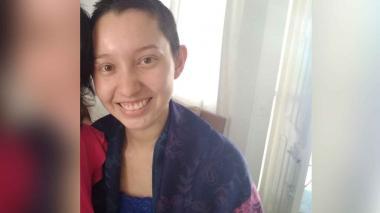 Foto en vida de Wendy Paola Flórez Pérez, de 27 años.