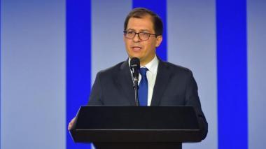 Francisco Barbosa, fiscal general de la Nación.