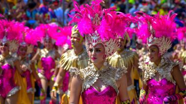 Por amor al arte y a la tradición: el precio por ser un artista del Carnaval de Barranquilla