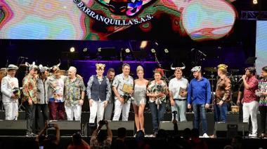 En video | Homenaje a la parranda vallenata en el Festival De Orquestas 2020