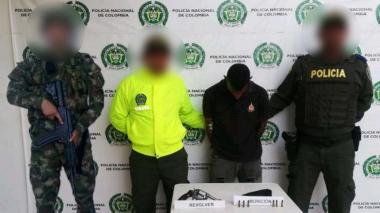 Capturado presunto sicario al servicio del 'Clan del Golfo' en Córdoba